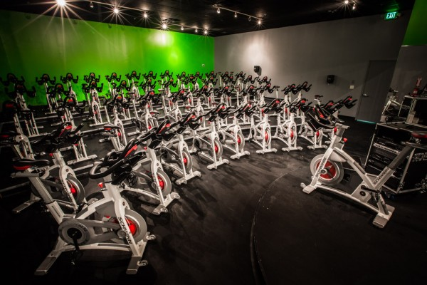 REV Cycle Studio - McHenry Row, Baltimore, MD